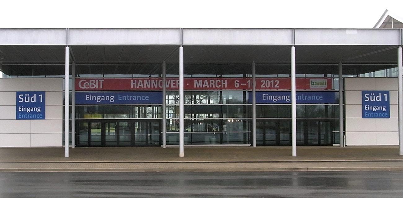 Deutsche Messe, </br>Hannover