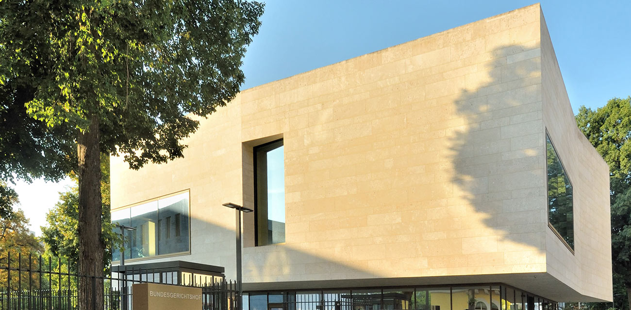 Bundesgerichtshof, </br>Karlsruhe