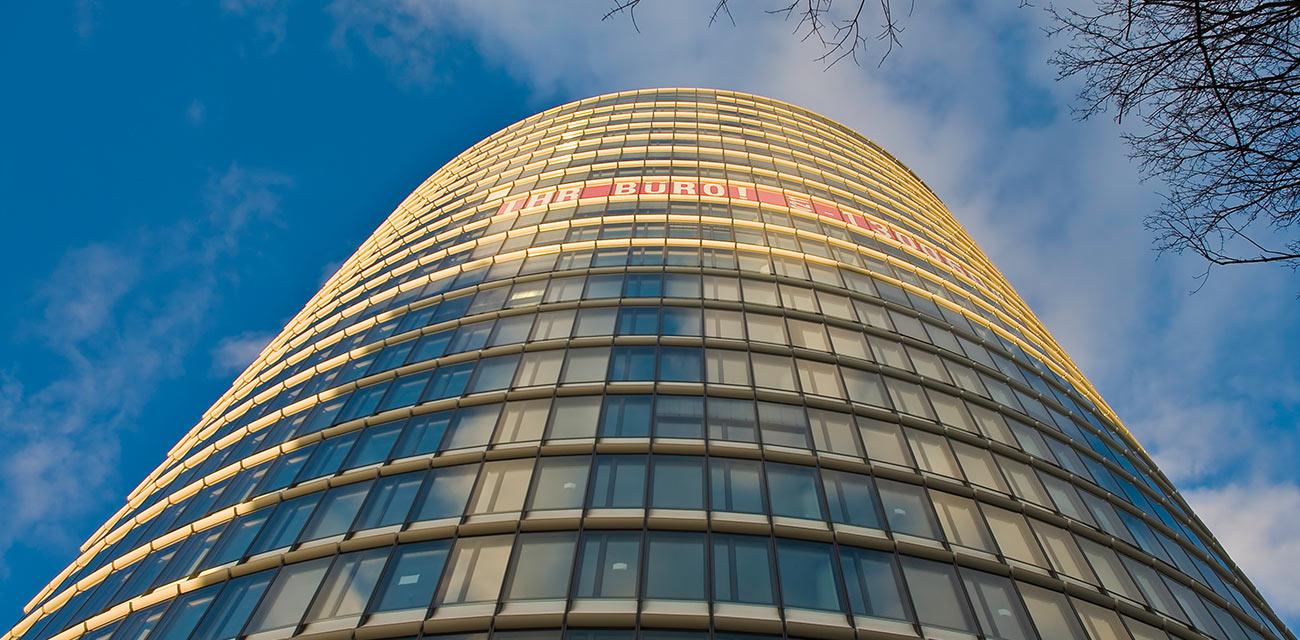 Sky Office, </br>Düsseldorf