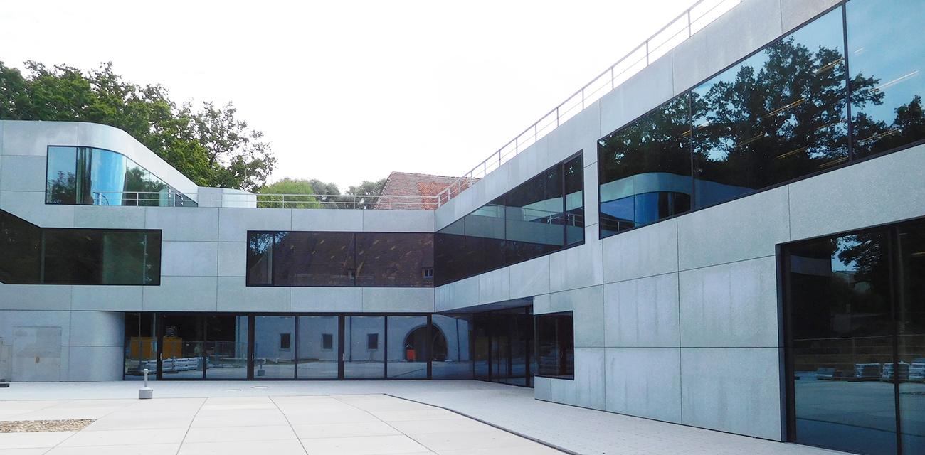 Zeppelin Universität, </br>Friedrichshafen
