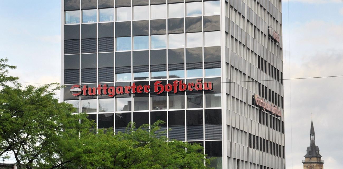 Charlottenplatz 6 – 1. BA, </br>Stuttgart