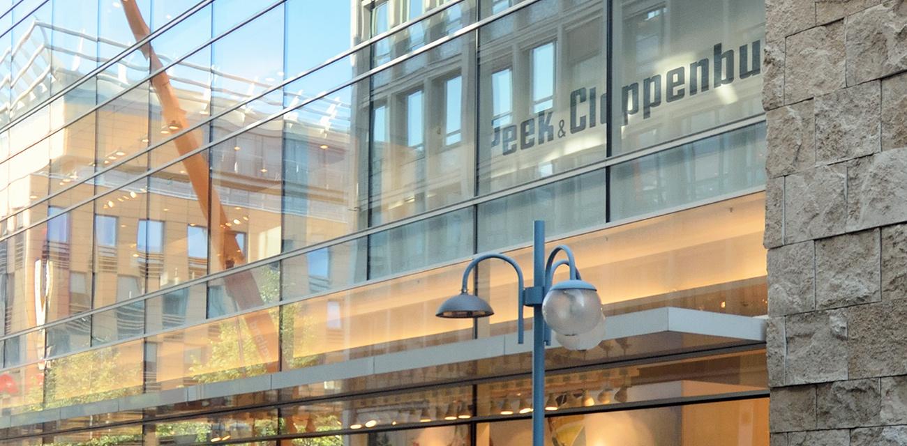 Peek & Cloppenburg, </br>Mannheim