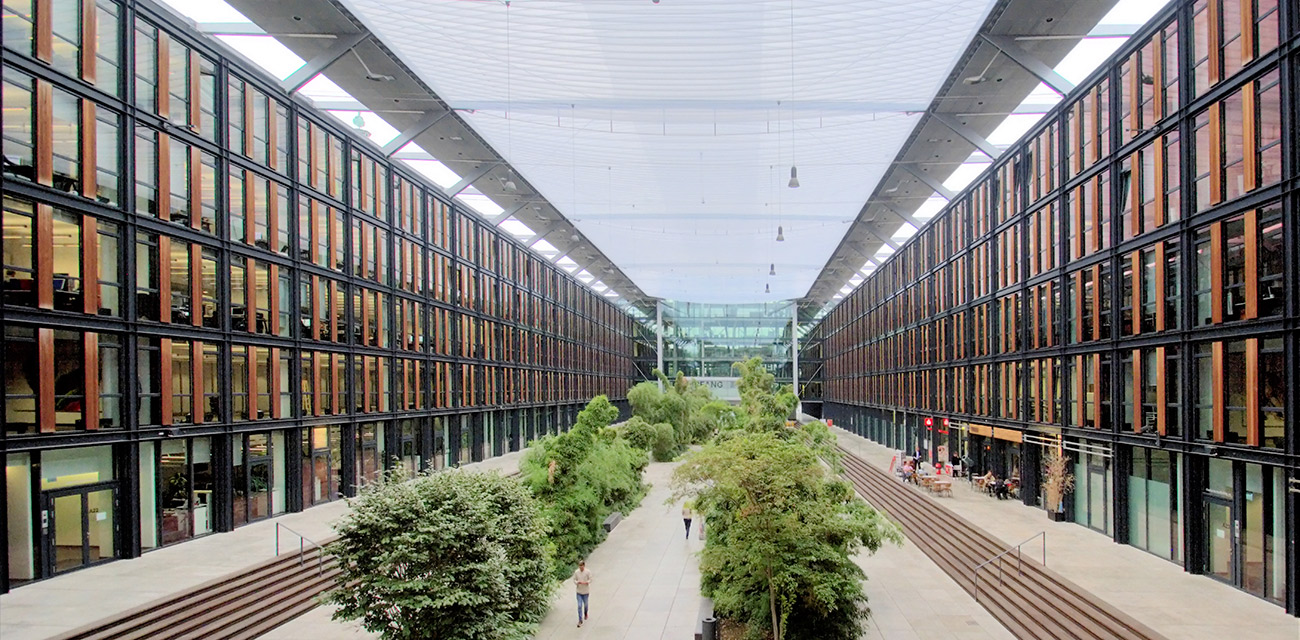 Rheinhallen Rheinpark, </br>Köln